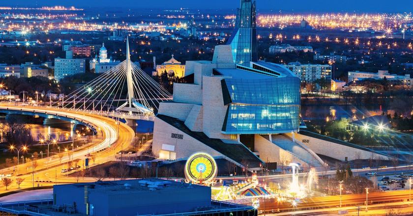 Winnipeg   © Henryk Sadura / Shutterstock