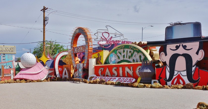 The Neon Museum works to preserve Las Vegas' history | © EQ Roy / Shutterstock