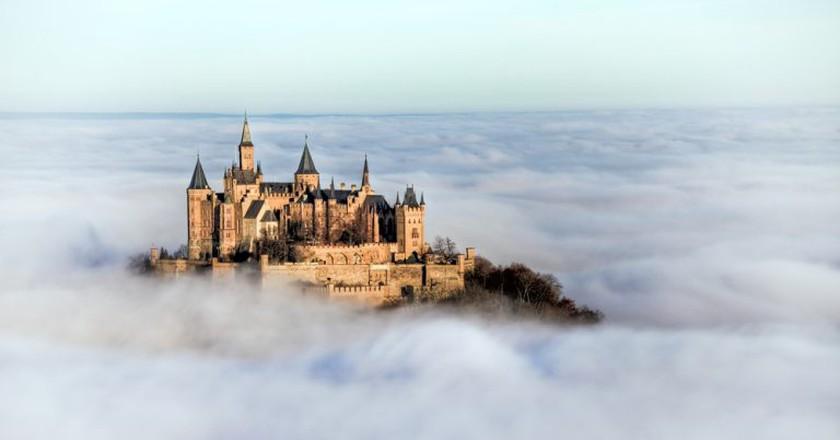 Castle Hohenzollern, Germany   © Jens Ottoson / Shutterstock