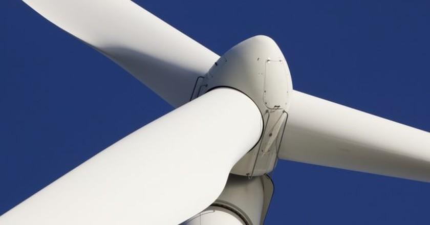 Wind turbine | © corlaffra/Shutterstock