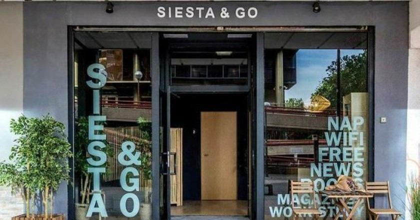 Siesta & Go is located in Madrid's financial district |  © Siesta & Go