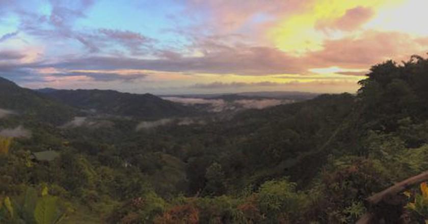 Best panoramic views © Courtesy of Santa Juana Lodge
