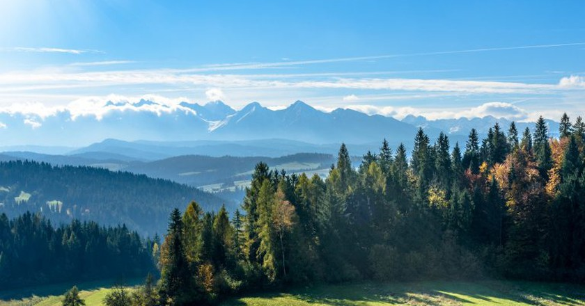 Slovakia is a nature-lover's paradise! | © photo-mix/Pixabay