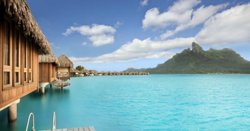 St Regis Resort Bora Bora   Photo Couresty of St Regis Resort