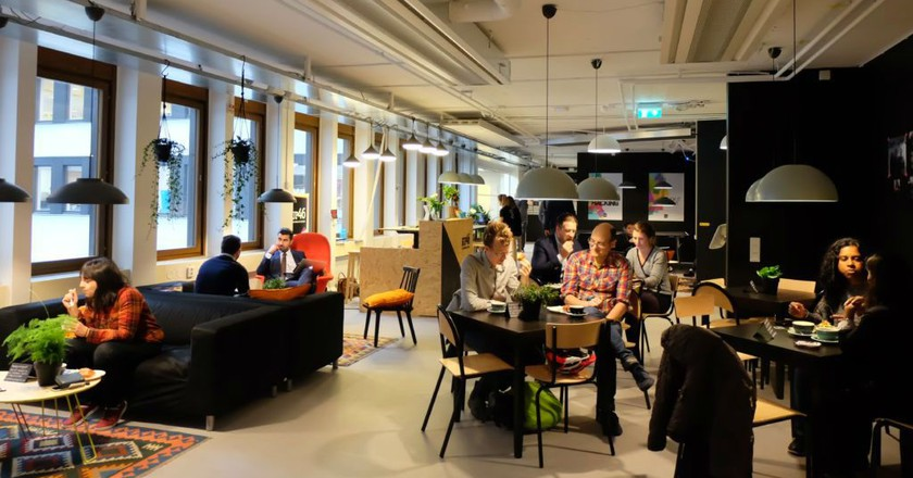 London's Most Creative Entrepreneurial Hotspots