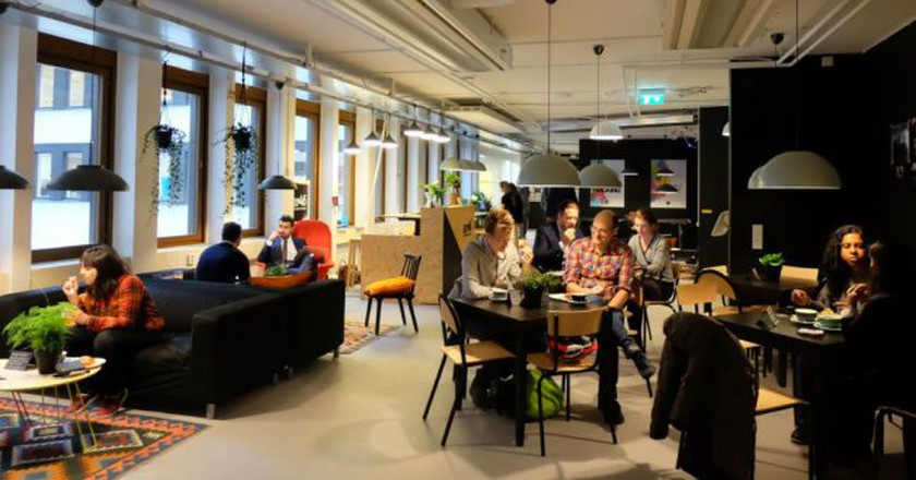 The thriving startup scene welcomes skilled immigrants with open arms / Photo courtesy of SUP46