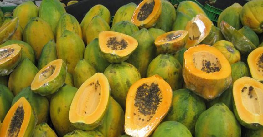 Papayas | © Luis Tamayo/Flickr