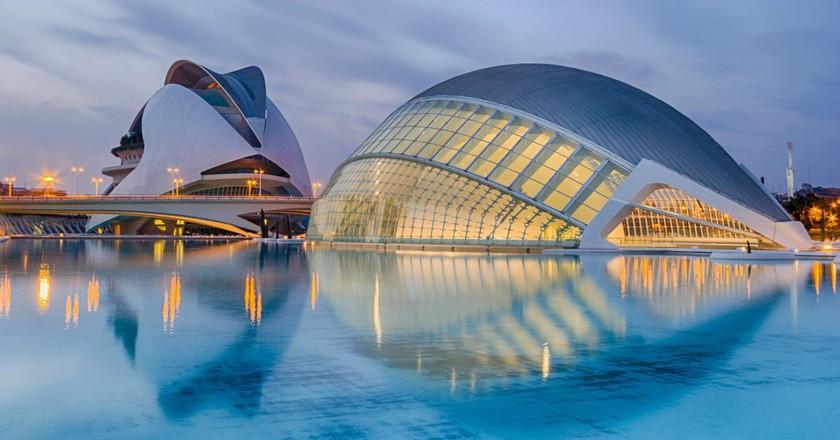 Valencia City of Arts and Sciences | © papagnoc/Pixabay