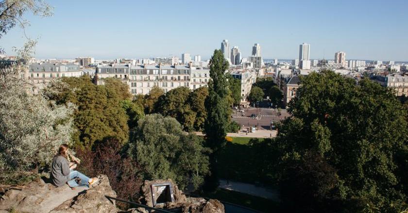 View at Parc des Buttes Chaumont  Kim Grant / © Culture Trip