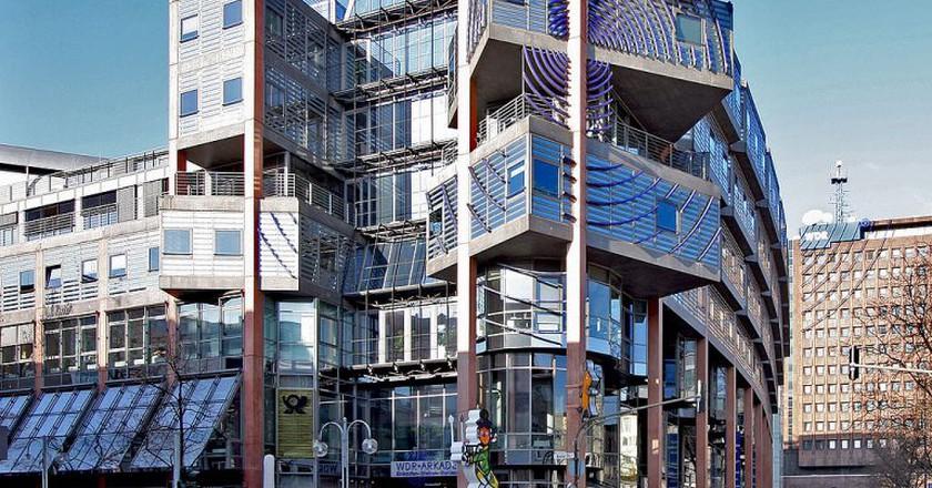 WDR Arkaden Köln   © Elke Wetzig / Wikicommons
