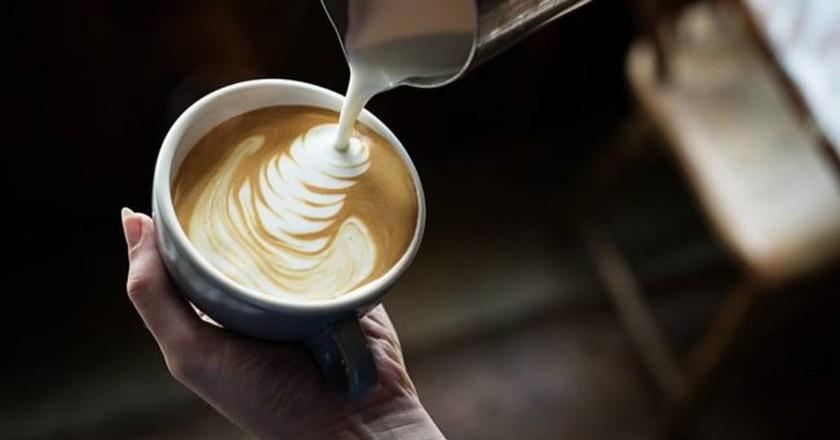 Courtesy of Artifact Coffee