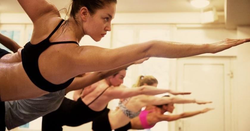 Yoga Bikram Paris │ Courtesy of Yoga Bikram Paris