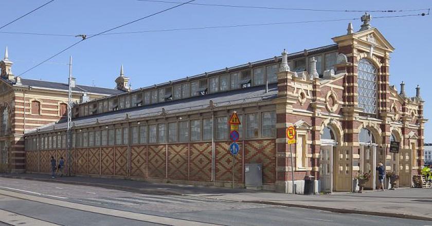 Helsinki Market Hall