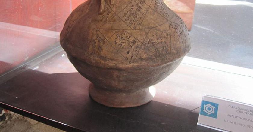 Cashaloma Pitcher, Museo de las Culturas Aborigenes, Cuenca | ©Jen /Wikicommons