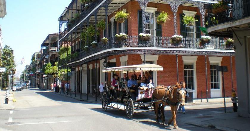 French Quarter, New Orleans   © Sami99tr / WikiCommons