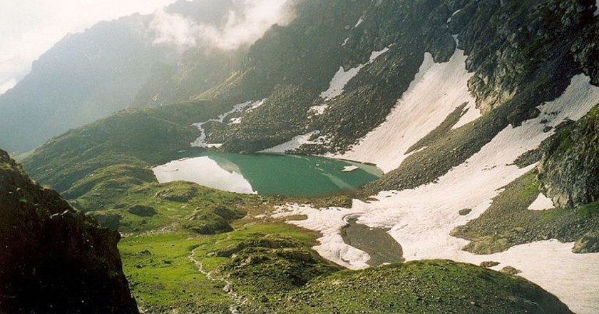Kaçkar Mountains | © Doron/Wikimedia Commons