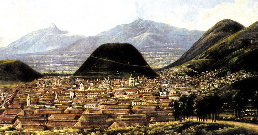 Quito after Spanish Colonization   By Rafael Salas /Wikicommons