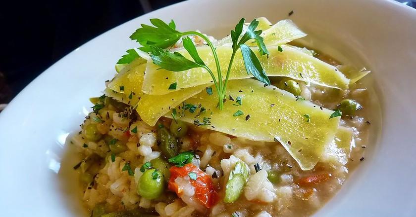 Vegetable risotto | © Lara604/WikiCommons
