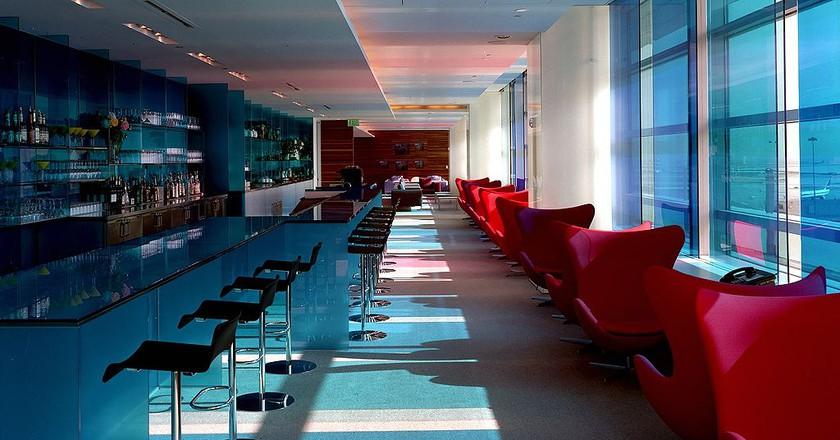Virgin Atlantic Clubhouse at SFO   Wikimedia Commons