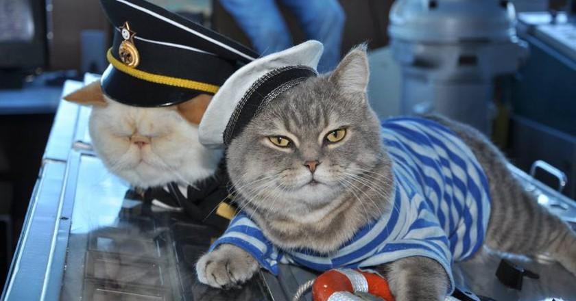 Matros and Botsman | © VODOHOD Russian River Cruises / Facebook