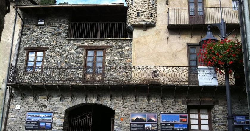 Casa Museu Areny Plandolit, Andorra | © Kippelboy / Wikimedia Commons
