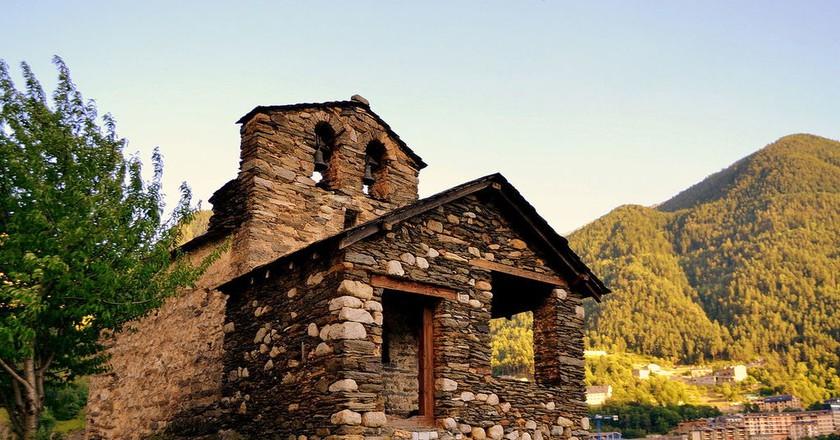 Església de Sant Romà de les Bons, Andorra   © Angela Llop / Flickr