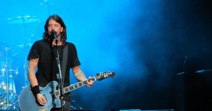 Dave Grohl | © Ed Vill/Flickr