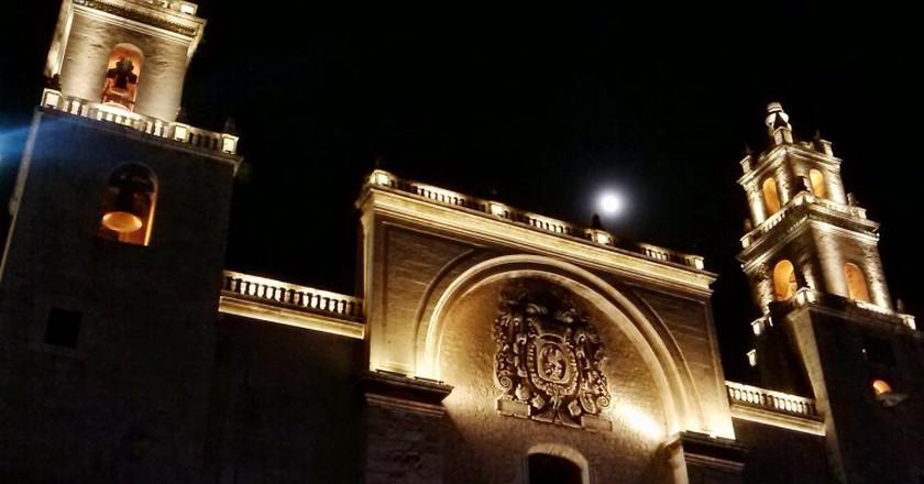 Mérida Cathedral   © DGG09 / Flickr