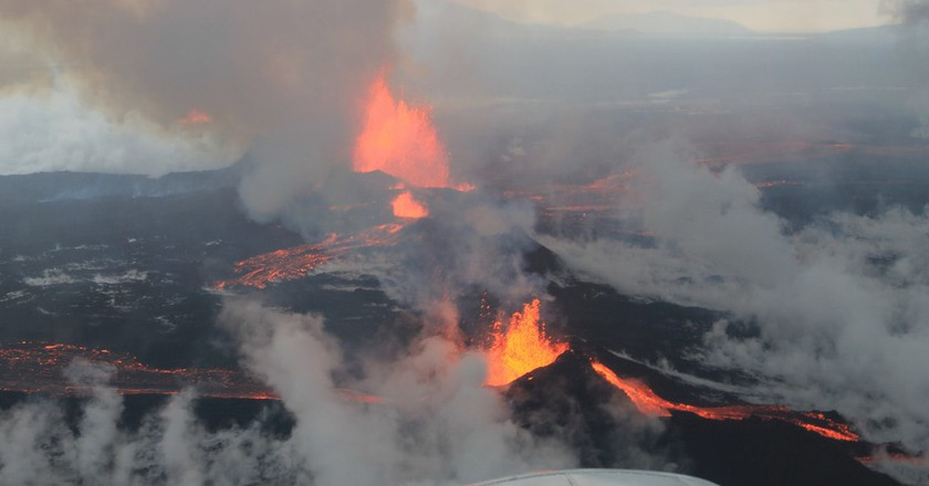 Bárðarbunga volcano   © Peterhartree/Flickr