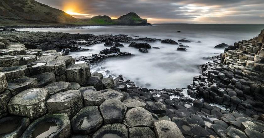 Giant's Causeway    Giuseppe Milo/Flickr