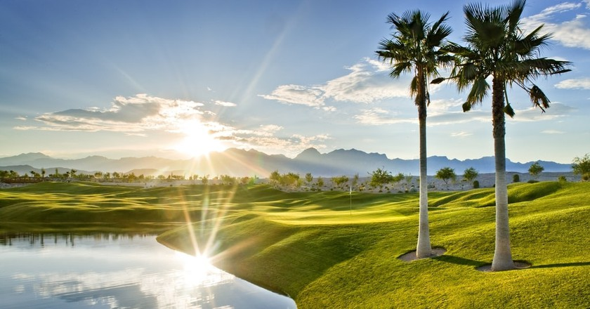 #18 West | © Courtesy of Coyote Springs
