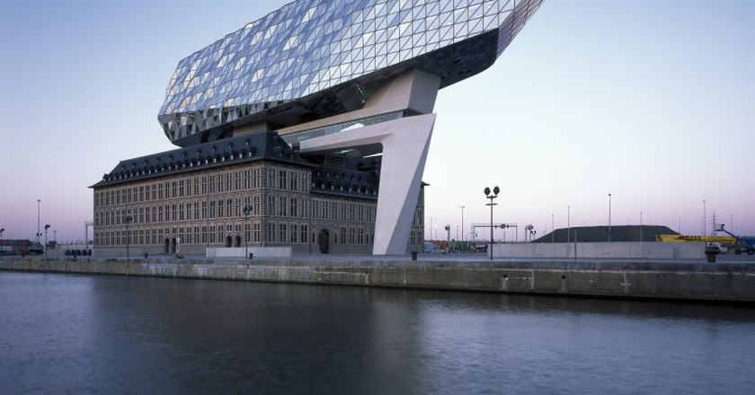 Port House by Zaha Hadid Architects   © Helene Binet