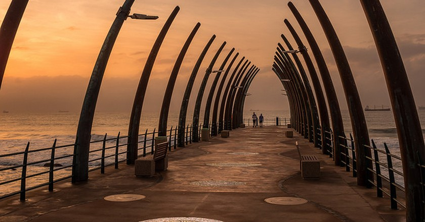 """<a href = """"https://www.flickr.com/photos/south-african-tourism/20519765281/in/album-72157656739425908/""""> The whale bone pier 