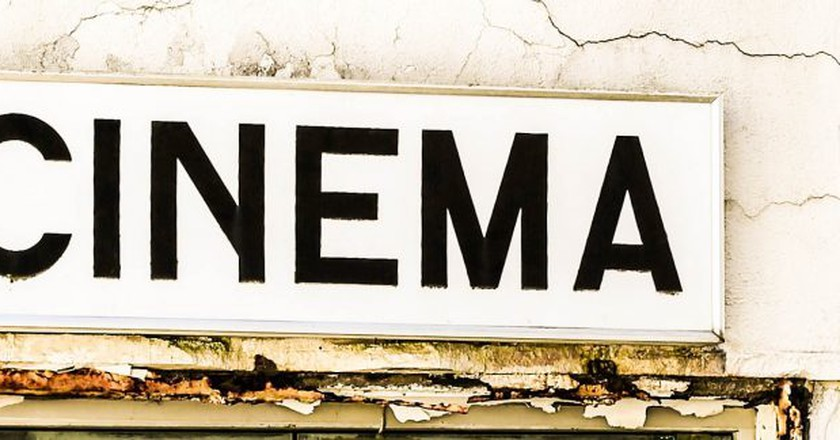 Cinema| ©Matt Perron/Flickr