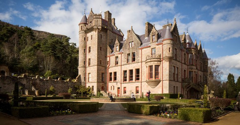 Belfast Castle | Courtesy of Tourism NI