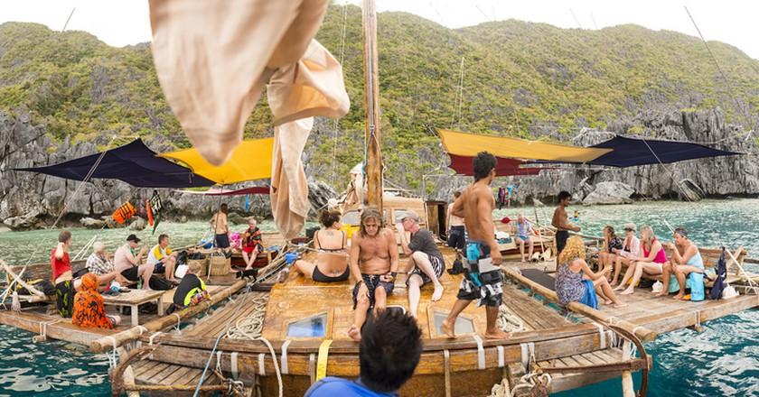 Aboard the Tao Philippines Paraw | © Göran Höglund / Flickr