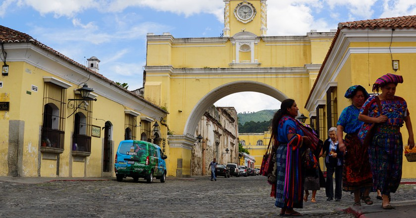 What to Do on a Rainy Day in Antigua, Guatemala