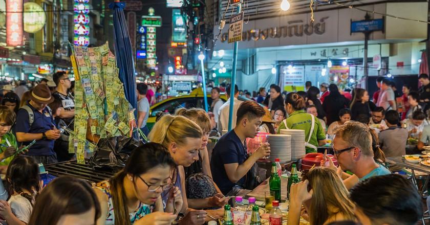 Street food in Bangkok   © Ninara / Flickr