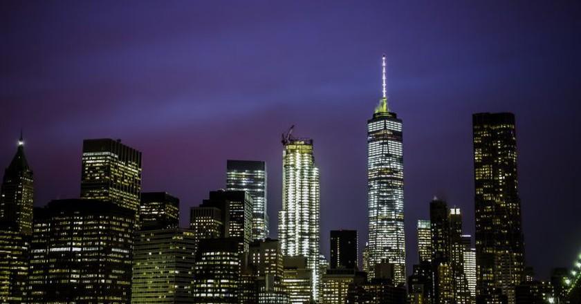 Manhattan Skyline | © Michael Zheng/Flickr
