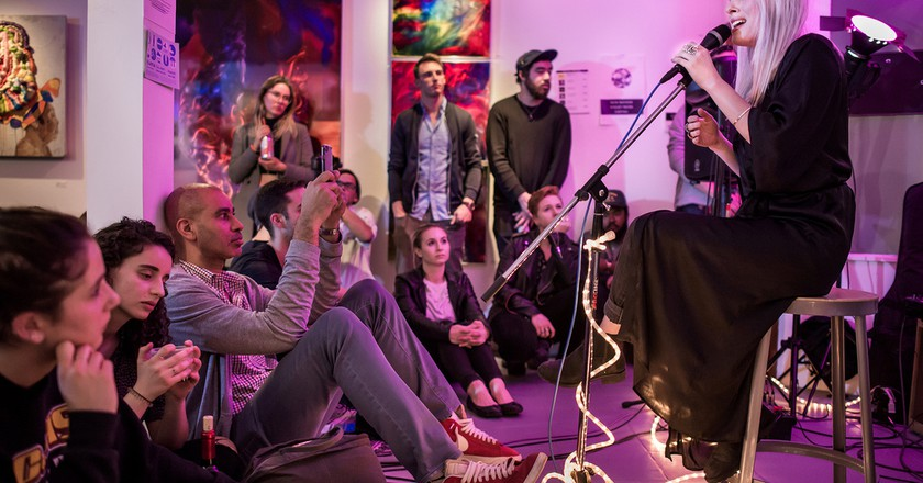 Sofar Sounds Los Angeles |©Justin Higuchi/Flickr