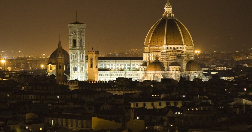 Florence's Cathedral by Night  ©Francesca Gasparetti/Flickr