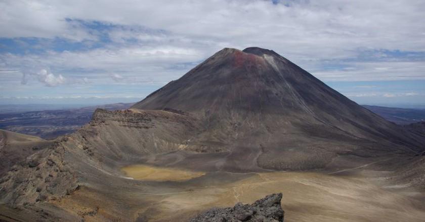 Mt. Ngauruhoe | © Doc Sneider/Flickr