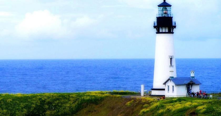 Yaquina Lighthouse I © Carissa Rogers/Flickr