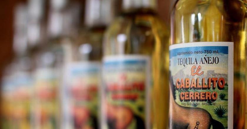 Tequila bottles   © Mr.TinDC / Flickr