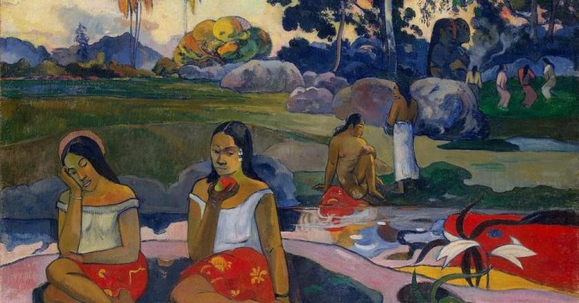 Paul Gauguin's Sacred Spring Sweet Dreams | ©Gandalf's Gallery / Flickr