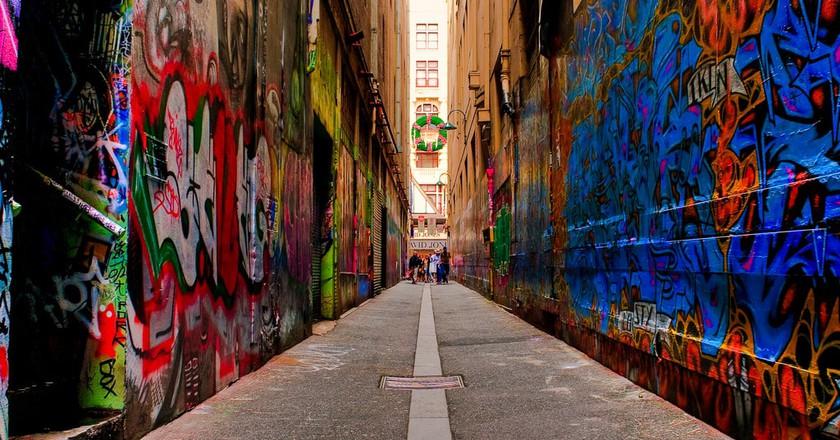 Melbourne © Mark Huber/Flickr