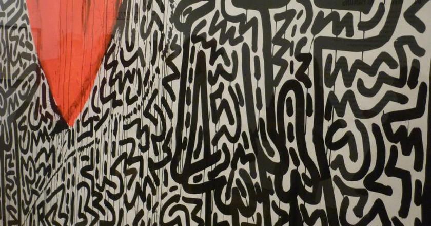 Brooklyn Museum MAR2012 Haring Exhibition 3 | © Mark B. Schlemmer/Flickr