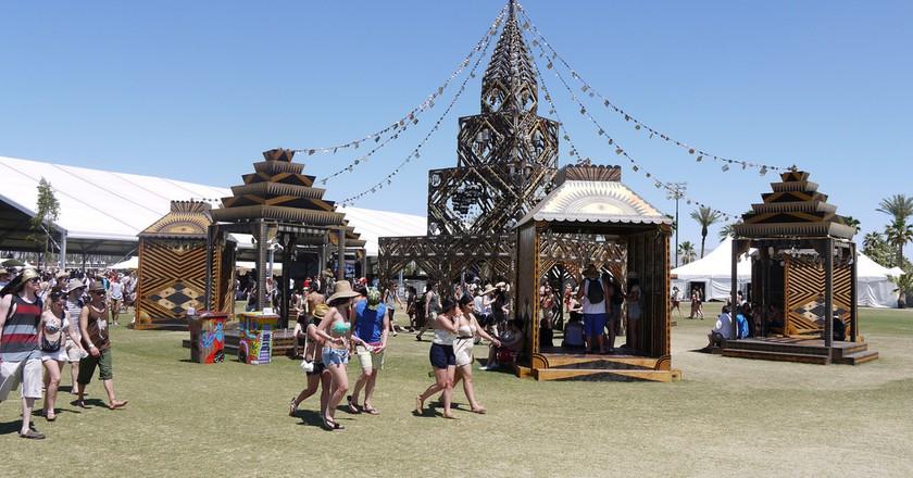 Coachella | © Malcolm Murdoch / Flickr