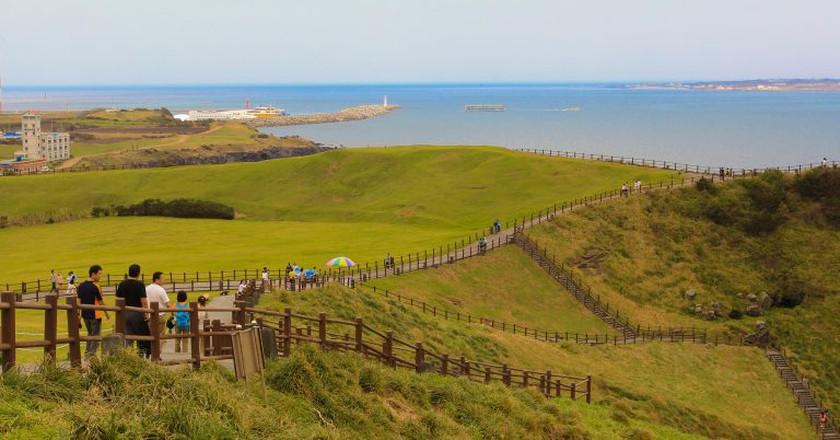 Jeju Island coastal views | © whyyan / Flickr