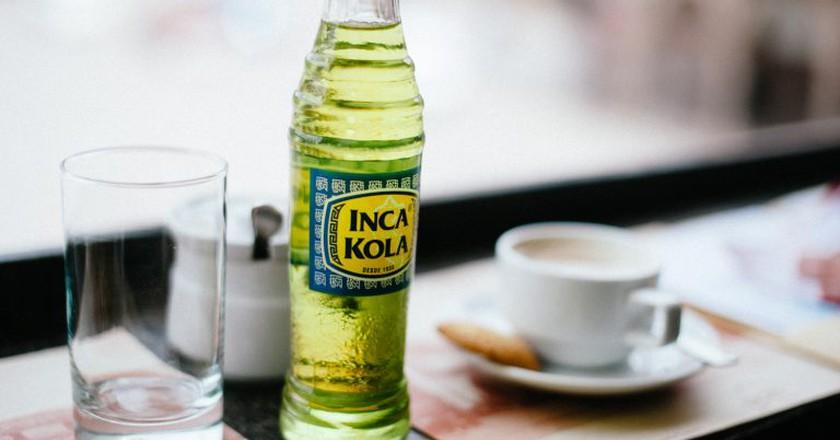 Inca Cola | © erin/Flickr